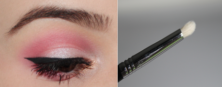 maquillage rose doux lumineux