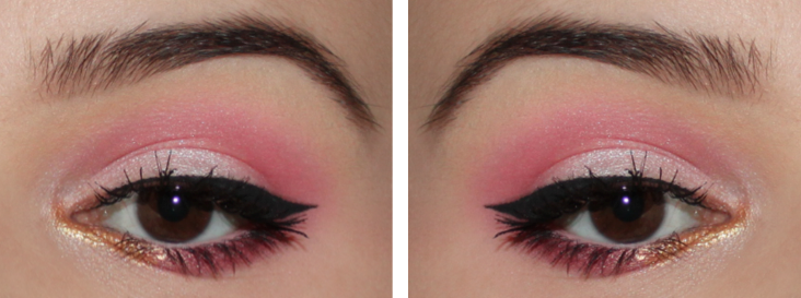 maquillage saint valentin