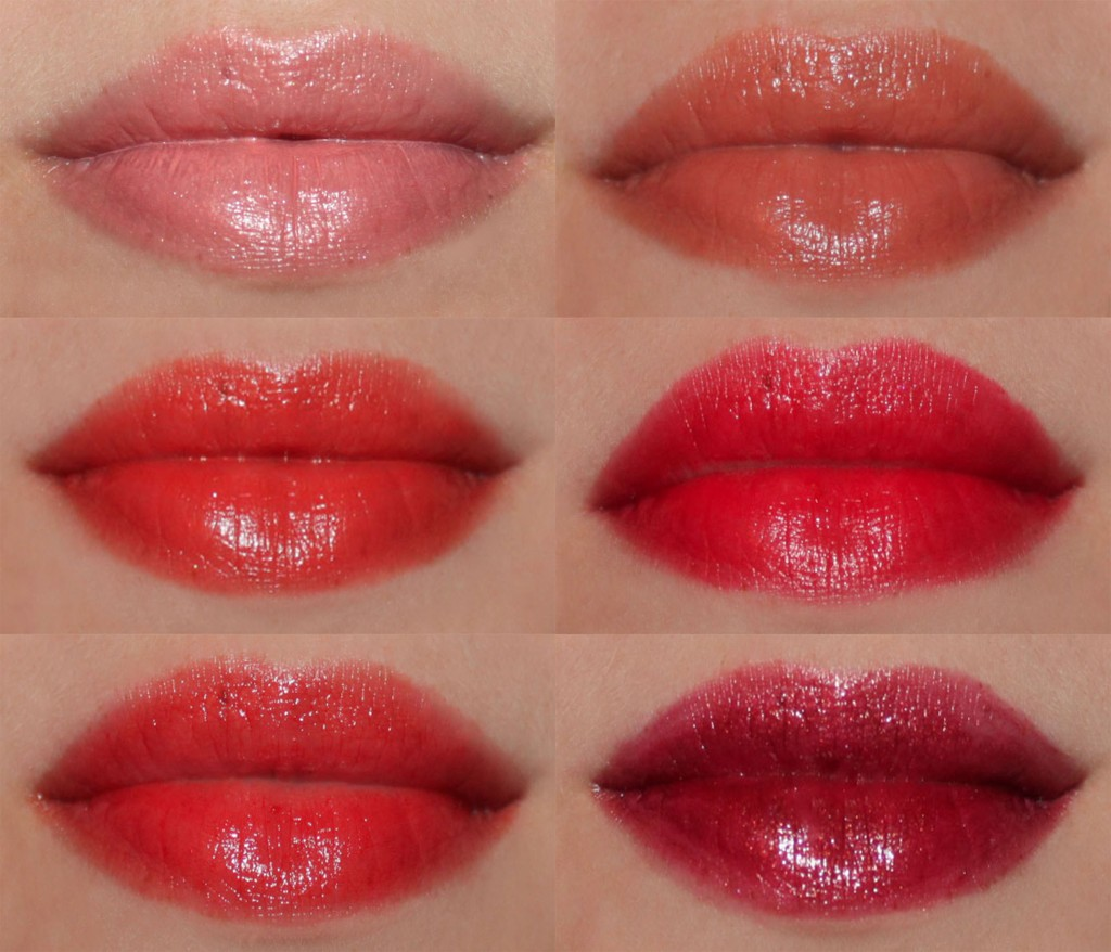 revlon colorstay swatches
