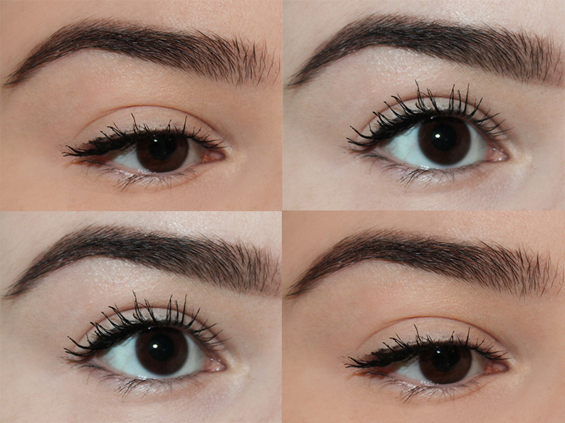 swatches micro brow pencil ash brown nyx