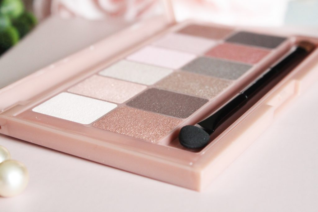 couleurs the blushed nudes