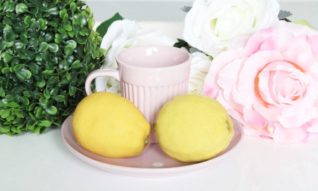 instant couleur citron