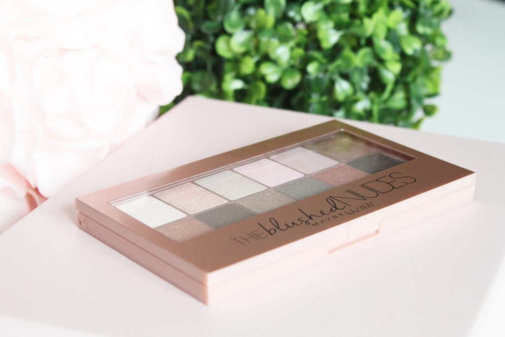 palette the blushed nudes