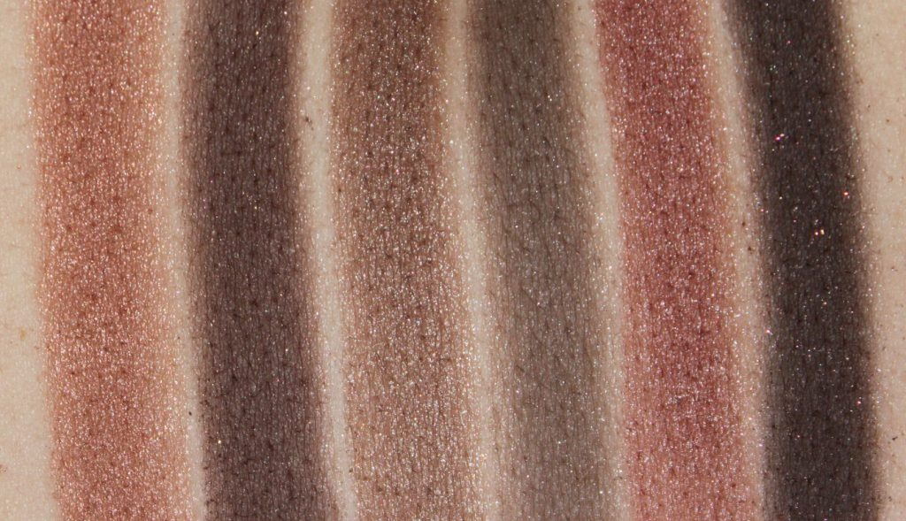 the blushed nudes swatches 3