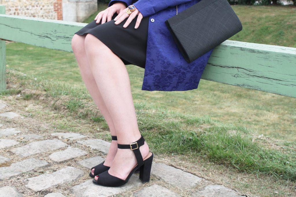 chaussures etam noires