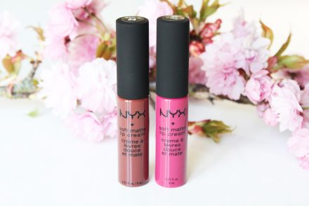 soft matte lip cream nyx