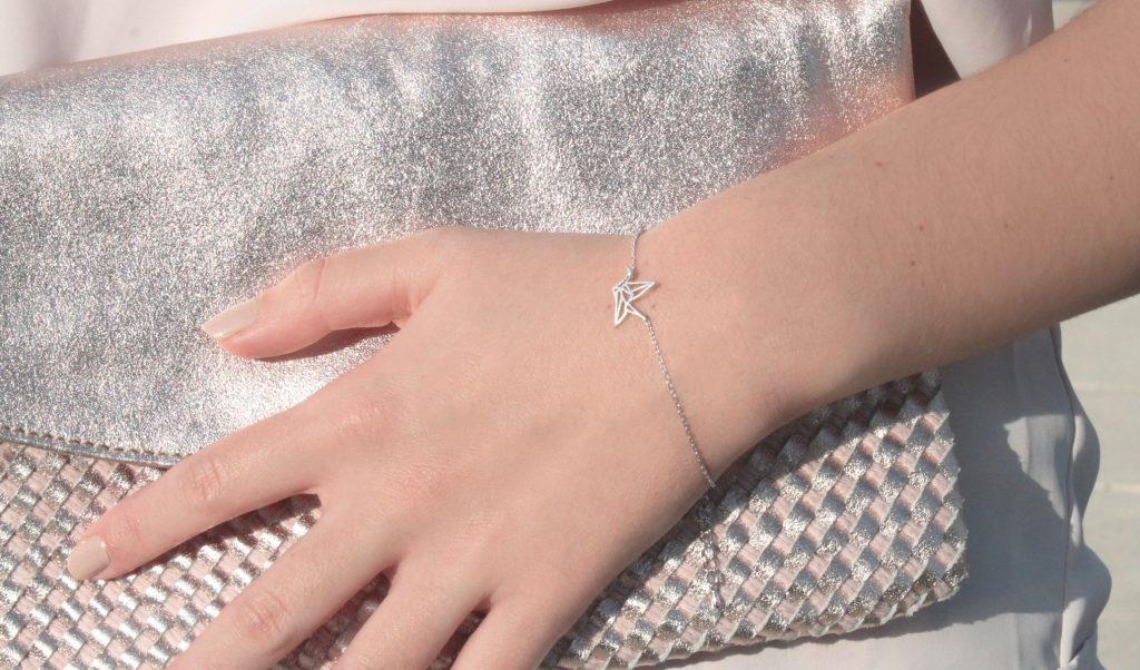 bracelet origami 3