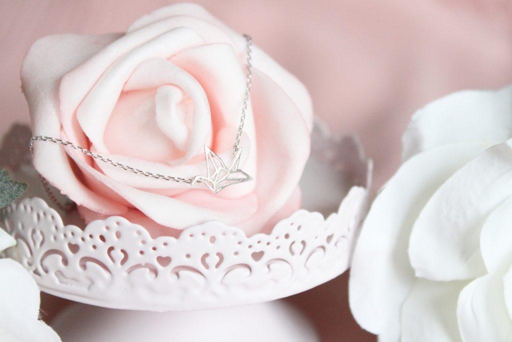 bracelet origami luna pyxis