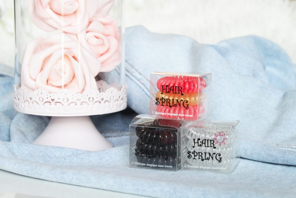 elastiques hair spring