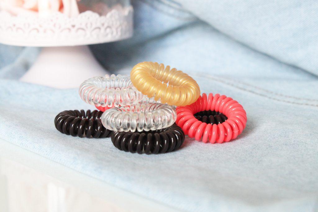 hair spring elastiques