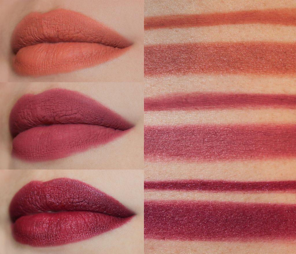 lipswatches-swatches-everlasting-colour- crayon a levres kiko