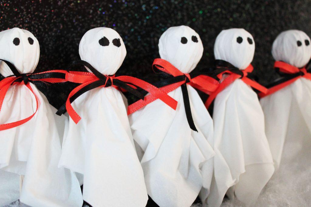 lollipop ghost halloween