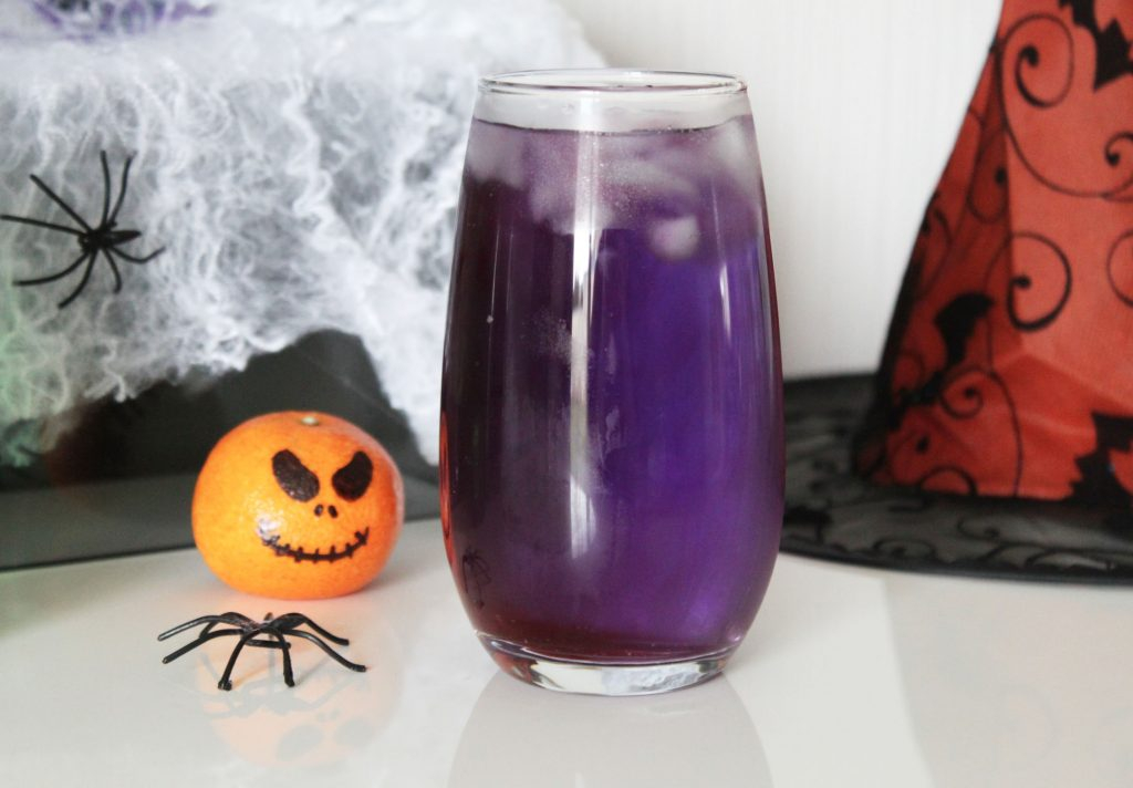 verre-violet-colorant-halloween