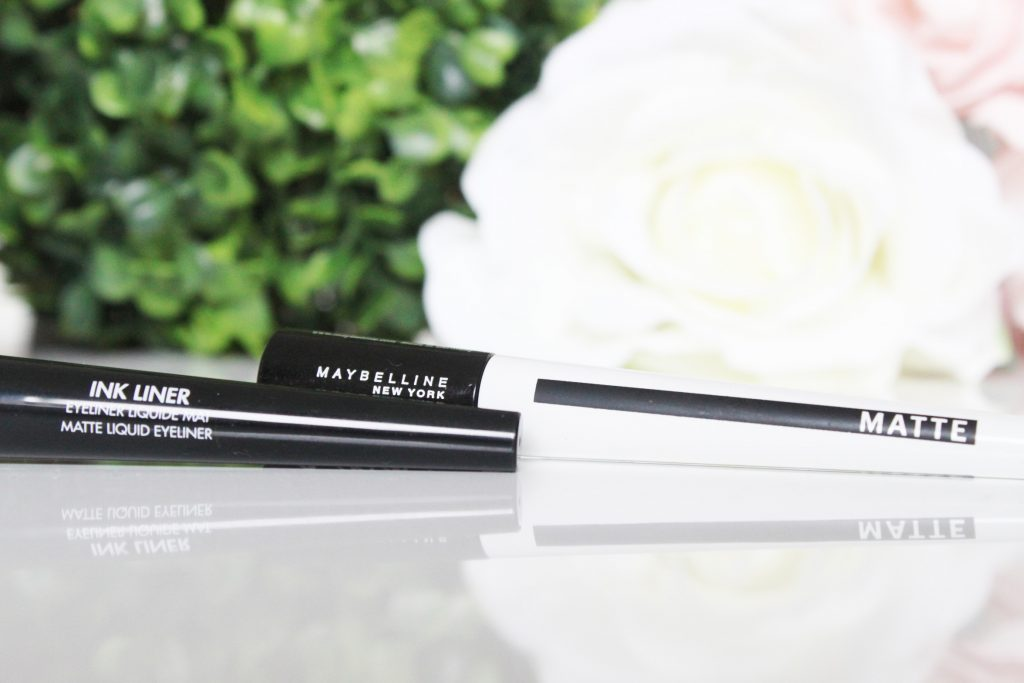 battle eyeliner liquide mat maybelline make up for ever