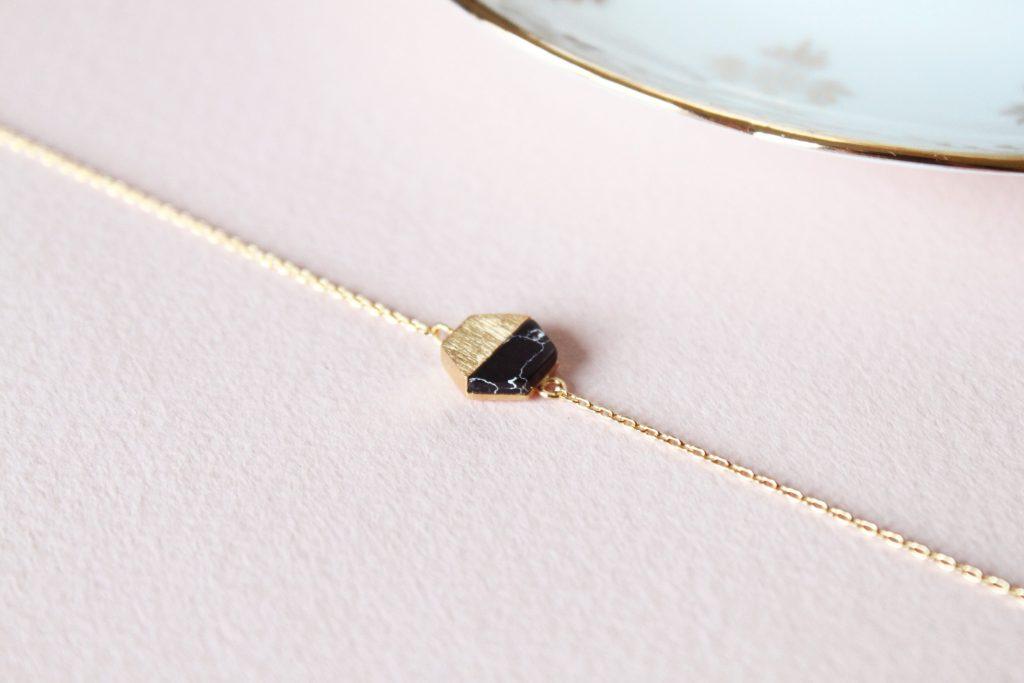 bracelet-hexagone-merci-ma-jolie-noir-or-2