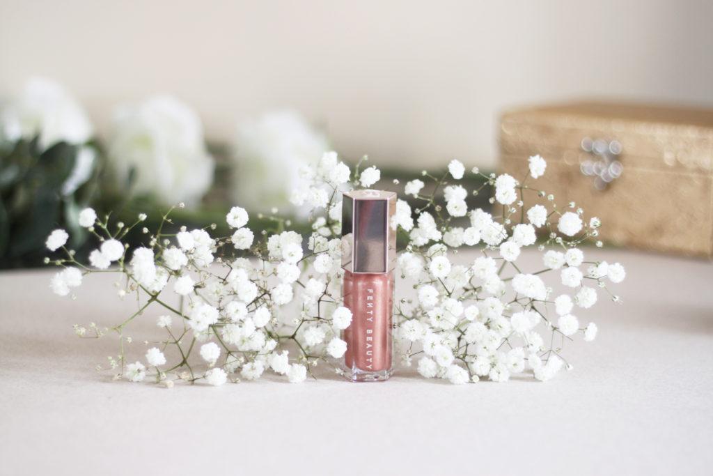 Gloss Bomb Lip Luminizer Fenty Beauty revue review
