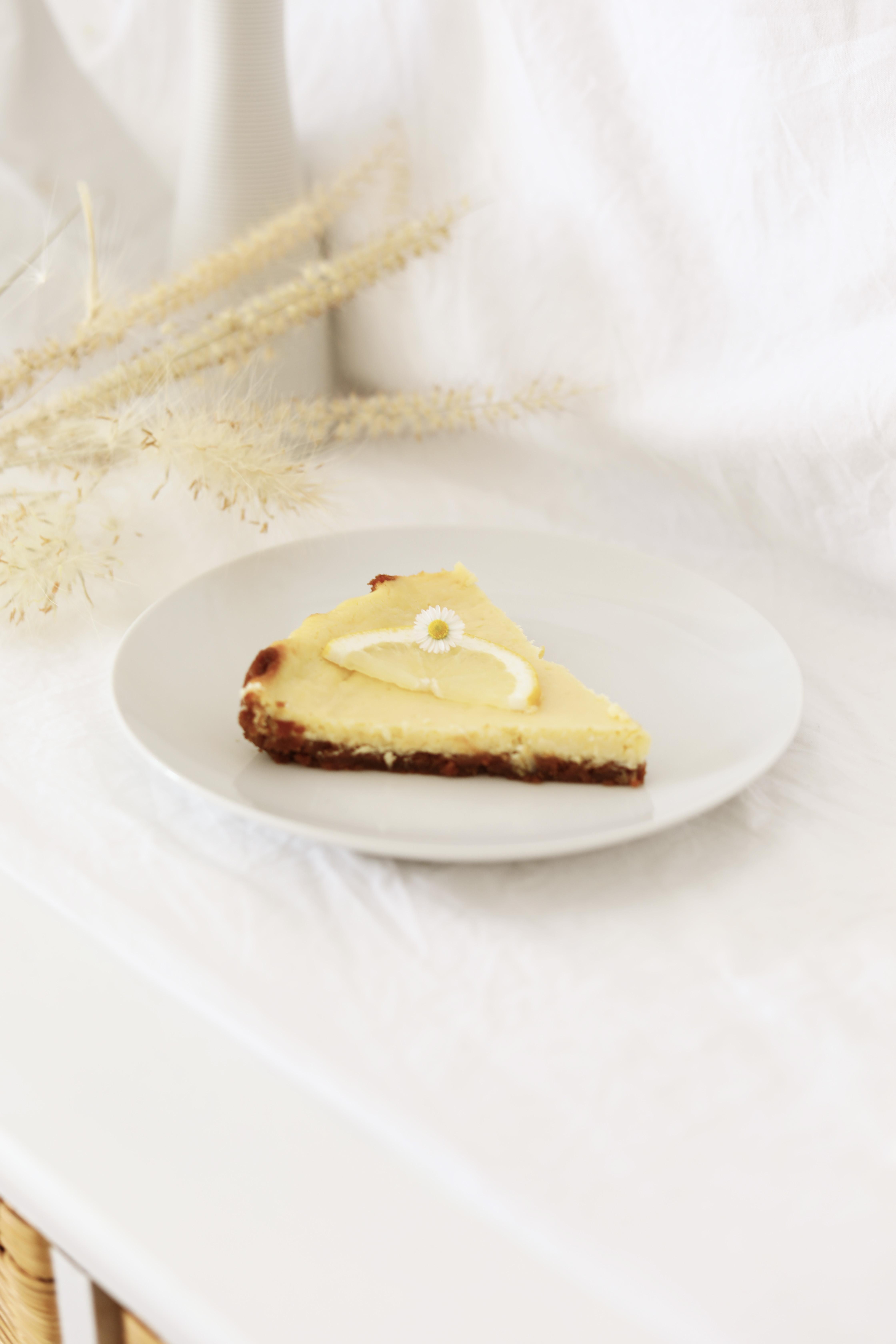 citron speculoos tarte